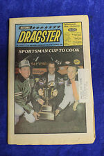 NATIONAL DRAGSTER MAGAZINE  Oct. 3,1980  Vol. 21 Issue 27 -  NHRA- FALLNATIONALS