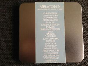 Melatonin: Meditations On Sound In Sleep - Room40 - 2xCD - GOOD