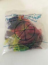 FRACTION CIRCLES PLUS Overhead Projector - Creative Publications Math MultiColor