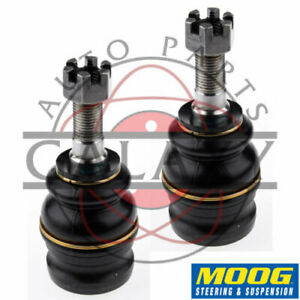 Moog New Front Lower Ball Joints Pair For Forester Impreza Outback Legacy