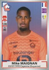147 MIKE MAIGNAN # FRANCE LILLE LOSC STICKER PANINI FOOT 2020