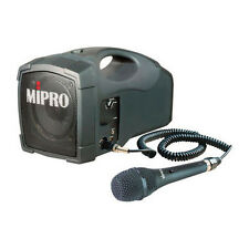 MiPro MA-101C/MM-107 45-Watt Personal Portable PA System with Handheld Mic