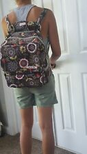 JuJu-Be Backpack diaper bag unisex Baby Maternity matching accessories black
