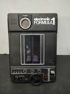electronic formula 1 tomy gioco vintage