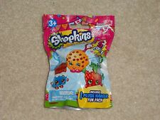 NEW, SHOPKINS PLUSH BACKPACK CLIP HANGER MYSTERY BLIND BAG, UNOPENED