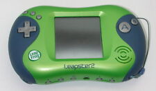 Leap Frog Leapster 2 Lime Green (Handheld Touch Screen Learning Game System)