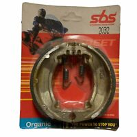 Yamaha RX 50 K 83 84 85 SBS Rear Brake Shoes Genuine OE Quality 2032