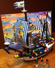 LEGO PIRATES 6280 ARMADA FLAGSHIP - COMPLETE W INSTRUCTIONS & BOX