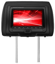 Boss HIR70BGTA (R.B) 7-Inch Pillowed Headrest Car Monitor  DVD/CD/MP3/USB/SD/AV