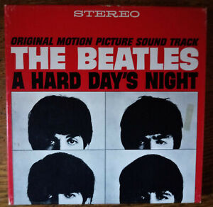 The Beatles - A Hard Day's Night (OST) - Reel-to-Reel Tape UA MUA 6366 see desc
