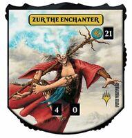 1x Ultra Pro - Relic Tokens: Legendary Collection - Zur the Enchanter - Foil - C