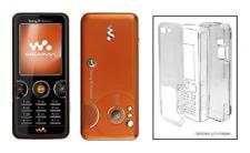 Coque Cristal Transparente (Protection Rigide) ~ Sony Ericsson W610 // W610i