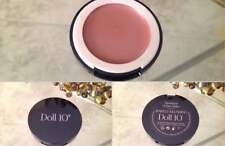 Doll 10 Hydragel Cream Balm Rouge Blush in Barely Blushing, a mauve shade