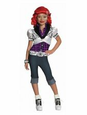 Rubies Girls Monster High Operetta Costume Size 8-10