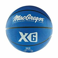 """MacGregor Outdoor Rubber Basketball Authentic Full Size 7 (29.5"""")"""
