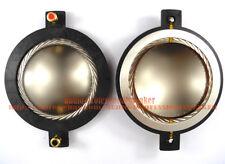 2pcs Replacement Diaphragm For Yorkville DE750, TX4, TX8, 7403 Nexo PS15 16ohm
