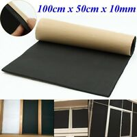 Rubber Sound Proofing & Heat Insulation Sheet Closed Cell Foam Vehicle Car
