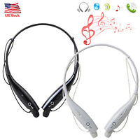 Sport Wireless Bluetooth Headset Stereo Earbuds Earphone For iPhone Samsung LG