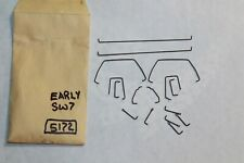 ** Athearn Blue Box Locomotive Parts ** Early SW7 Switcher Metal Handrail Set **