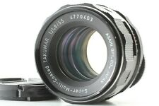 Asahi Super-Multi-Coated-Takumar 55mm F/1.8 M42 Mount [Exc+++ ] From Japan #103