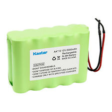 Kastar AA 12V 2000mAh (10xAA) Ni-MH Battery Pack w/ Wire Leads