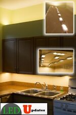 LEDUPDATES 40ft warm white kitchen under cabinet LED LIGHT 5630 UL Listed power