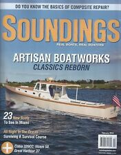 Soundings (Real Boats, Real Boaters) Magazine - February 2018