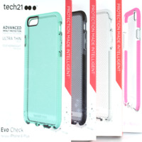 New Original Tech21 Evo Check For iPhone 6S/6 Plus & iPhone 6S/6 Case Cover Skin