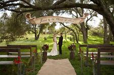 Aisle Runner Wedding Burlap Jute Rustic Vintage Country Decor Hessian 50 feet