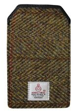 Authentique Harris Tweed IPhone 5 case-traditionnel vert