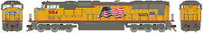 Athearn Genesis HO Scale EMD SD70M Diesel Locomotive Union Pacific/UP/Flag #5184