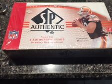 2007 Upper Deck Sp Authentic Football Box