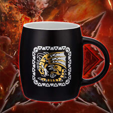 Monster Hunter World Quest Clear Gaming Game Coffee Tea Mug Cup Birthday Gifts