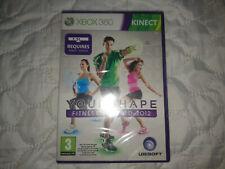 Tout Neuf et Scellé VOTRE FORME FITNESS évolué 2012 pour Xbox 360