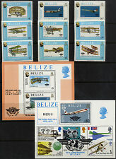 Belizean Single Central & South American Stamps