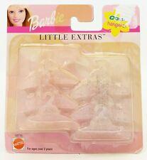 Barbie 2001 Little Extras Coat Hangers No. 68715 NRFB