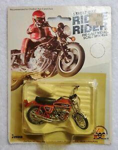Ridge Rider Diecast Honda 750 Zee Toys 1981 NEW READ DESCRIPTION