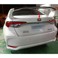 For Toyota Corolla Altis 12th OEM JDM TOYOTA REAR SILVER GOLD EAGLE EMBLEM