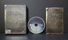Gothic 3 (PC, 2006) Complete