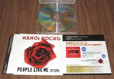 Last one! HANOI ROCKS Japan PROMO ONLY CD acetate MICHAEL MONROE Andy McCoy