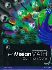 5th Grade - Pearson enVision Math - Student Textbook