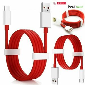 FAST Dash Type-C 1M Fast USB Data Charger Lead Cable For 1+ 7 7T 6 6T 3 3T