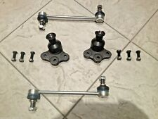 RENAULT TRAFIC  06-- TWO FRONT BOTTOM BALL JOINTS & TWO DROP LINKS LH  & RH
