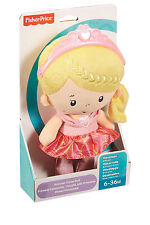 NEW Fisher-Price Chime Doll My First Doll