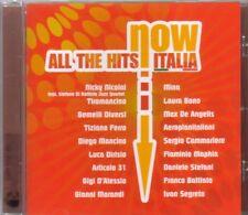 All The Hits Now Italia - Tiziano Ferro/Articolo 31/Laura Bono/Mina CD Perfetto