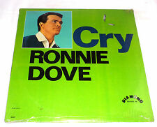 Ronny Dove: Cry [Still-Sealed Copy]