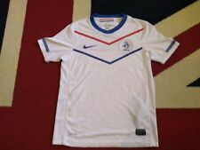 NETHERLANDS AWAY FOOTBALL SHIRT 2010-2012 AGE 10-12 YEARS