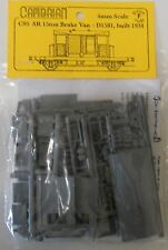 Cambrian C95. SR 15ton Brake Van Kit. (00)
