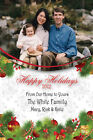 Holiday Christmas Photo Card Personalized Printable Hanukkah Family 1st UPRINT