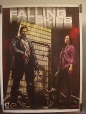 FALLING SKIES SDCC Original Promo Poster Comic Con MINT